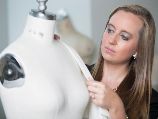 Megan Sullivan designs clothes for breast cancer patients, and is launching a Kickstarter campaign to start her own business.