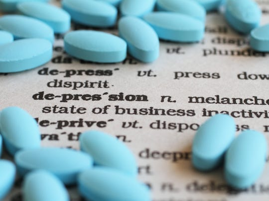 Many users of antidepressants develop a voracious appetite (especially for carbs) after the initial weight-loss effect.