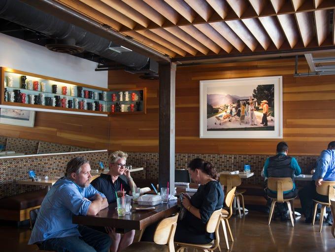 Hula's Modern Tiki, an island-inspired tiki restaurant