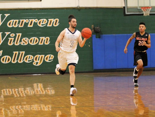 Warren Wilson College senior and Swannanoa Valley native