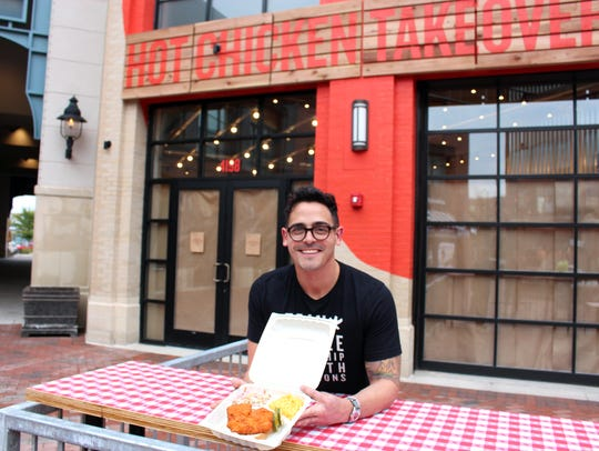 Joe DeLoss is the owner of Hot Chicken Takeover