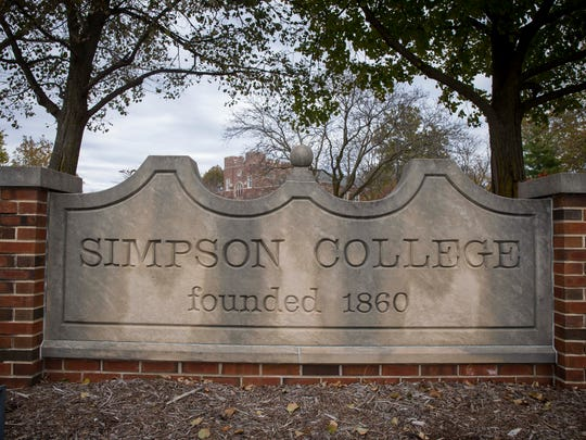 Simpson College is opening its doors to scores of low-income Iowa students with a new initiative that will cover their tuition announced Monday Nov. 6, 2017, by Simpson President Jay Simmons at a press conference in Indianola, Iowa.