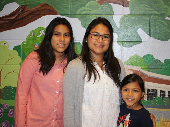 Karina Sojos is a 38-year-old single mother of two daughters – Dana, 11, and Brianna, 7.