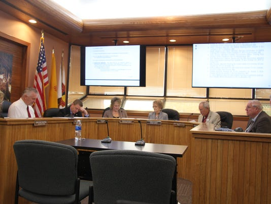 Eddy County Commissioners