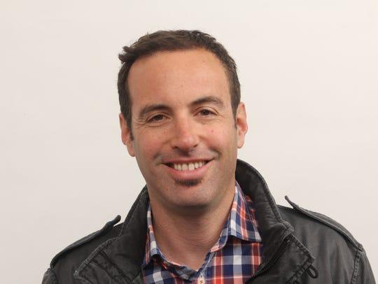 Gil Horsky, a global marketing executive.