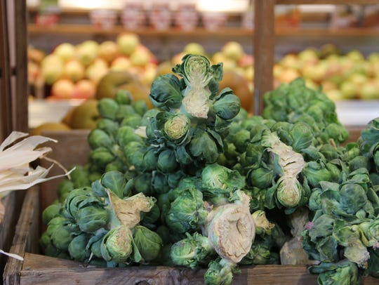 E.Z. Orchards sells Oregon Brussels sprouts on the
