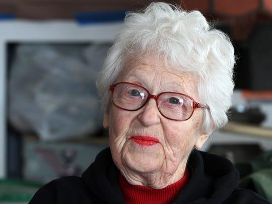 Dorothy Argyros