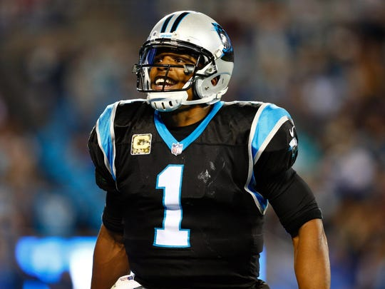 Panthers quarterback Cam Newton seems to be peaking at the right time for fantasy owners.
