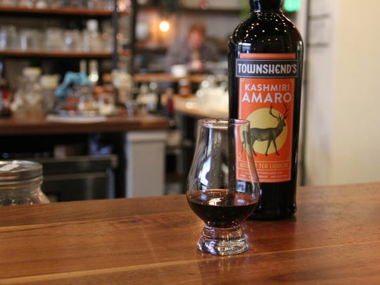 Townshend's Kashmiri Amaro is available at Oregon liquor stores, as well as Archive Coffee & Bar.