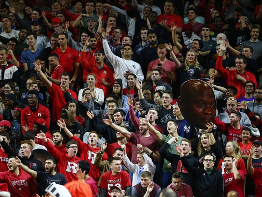 Rutgers MBB
