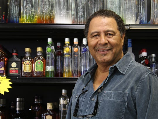 Bernie Woods owns Lakeshore Liquor and is looking to