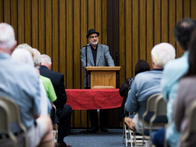 Mohamed Al-Darsani of The Islamic Center for Peace