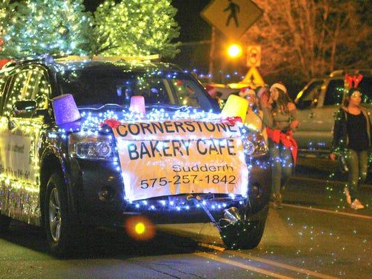 Cornerstone Bakery Festival of Lights