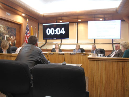 Eddy County commissioners voted 3 to 2 to approve an