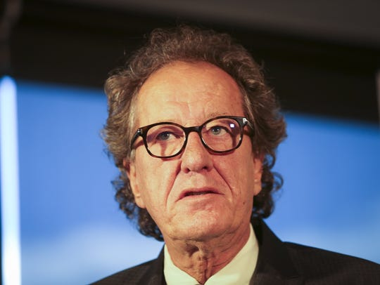 Australian actor Geoffrey Rush is facing new sexual harassment allegations, this time from 'Orange Is the New Black' actress Yael Stone.