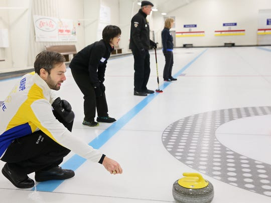 The Milwaukee Curling Club in Cedarburg will offer a number of Curling lessons this winter, including on Friday, Dec. 22.