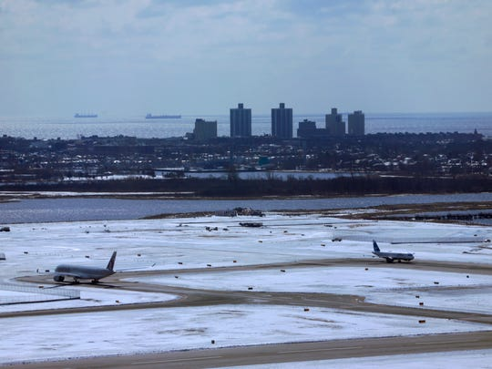 According to data examined by a leading air passenger rights organization, Jan. 2 is goint to be the busiest day during the 2017 holiday season at JFK.