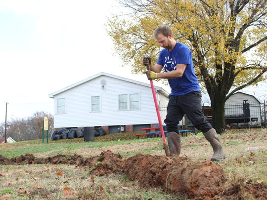 John-Paul Young has a vision to plant more than 1,000