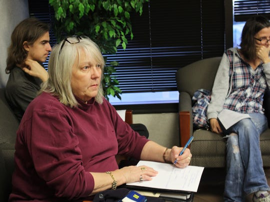 Several members of the public involved in animal welfare issues showed up to the Animal Services Committee meeting Thursday.