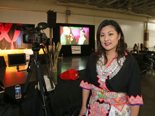 Dawn Yang is the general manager of a TV show dedicated