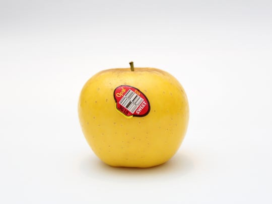 Opal apples are said to be non-browning apples. They're