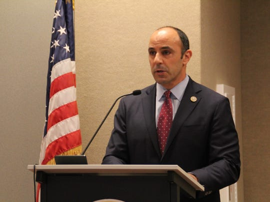 U.S. Rep. Jimmy Panetta