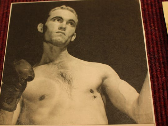 Future Alabama Gov. George Wallace was a talented Golden Gloves boxer as a young man.