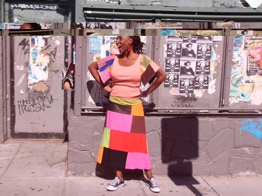 Hip hop Ambassador Toni Blackman