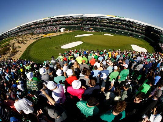 Waste Management Phoenix Open Fan Guide 2018