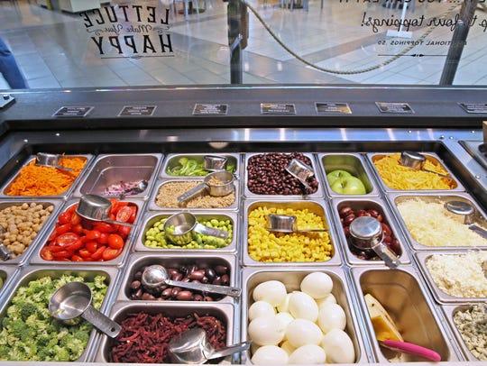 Grassroots Salad Co. at Brookfield Square, 95 N. Moorland