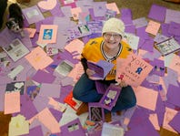Better Angels: Breast cancer challenges what it means to fight, hope and love
