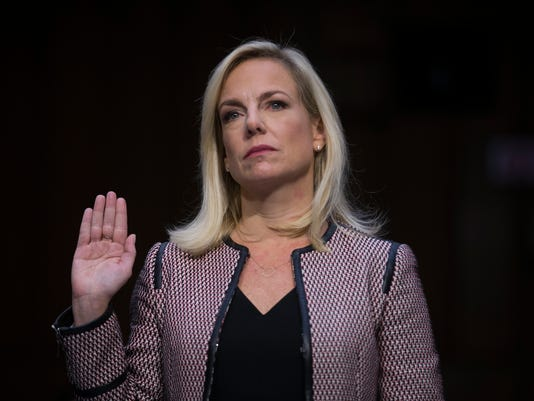 EPA USA SENATE NIELSEN POL GOVERNMENT USA DC