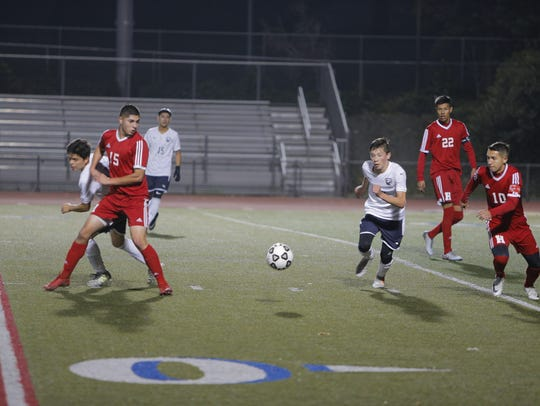 San Benito and Alvarez played to a 0-0 draw Tuesday