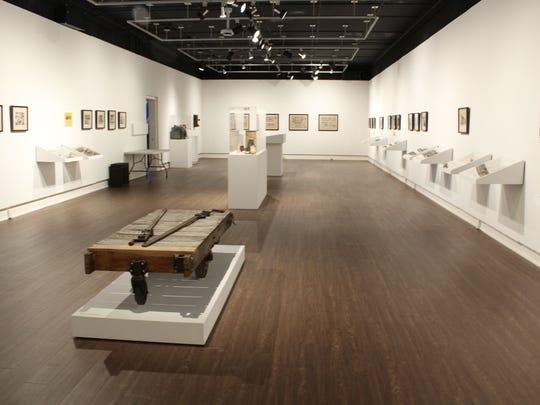The 'A Glimpse of Shreveport' photography exhibit,