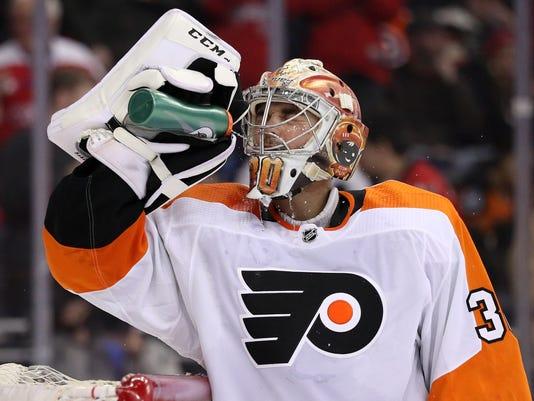 Philadelphia Flyers v Washington Capitals