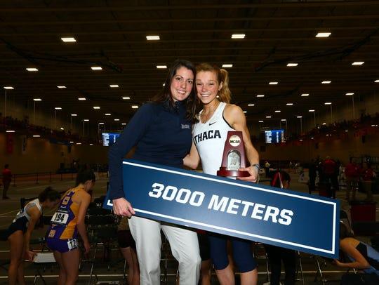 Women's 3000-meter All-Americans