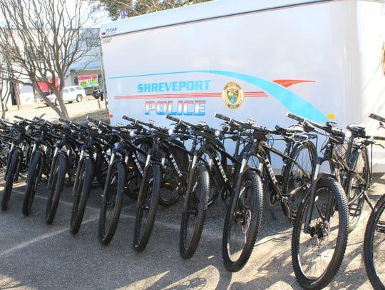 Shreveport Police Department has 15 new 2018 Police