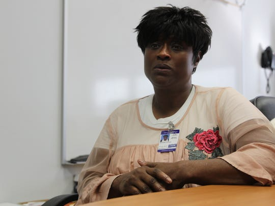 Quinsetta Andrews talks about her struggle with homelessness