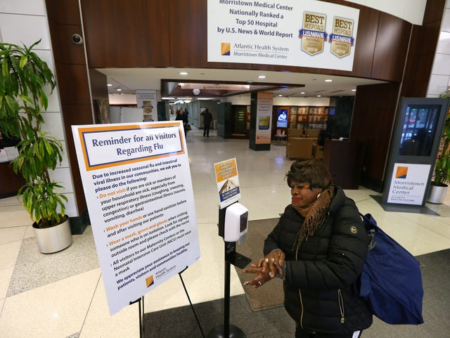North Jersey hospitals restrict visitors due to flu outbreak