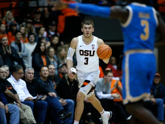 Former Missoula Hellgate star Tres Tinkle is having