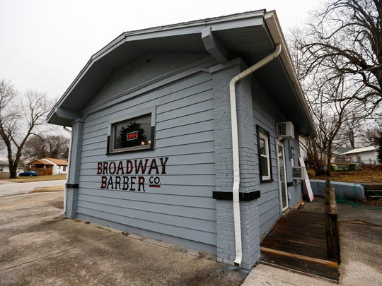 The Broadway Barber Co. on North Broadway Avenue opened