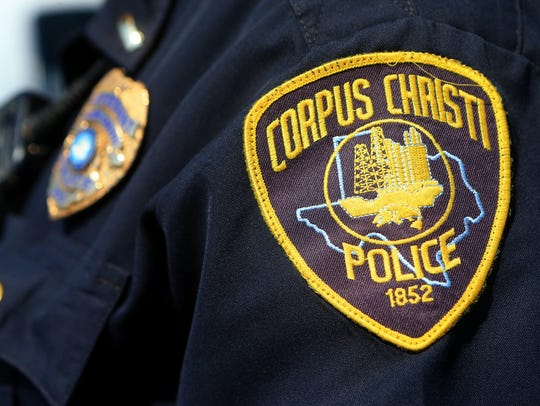 Corpus Christi Police patch