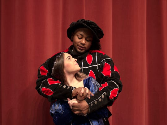 "York College presents ""Red Velvet,"" March 22-24."