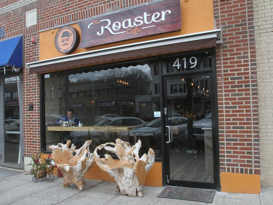 The Roaster Cafe on Mamaroneck Avenue in Mamaroneck