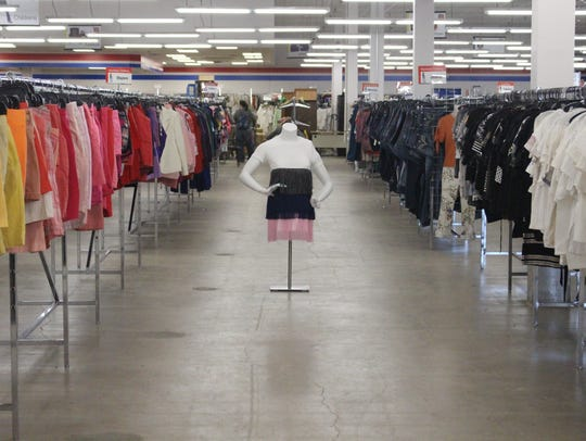 The Salvation Army Thrift Store has moved locations