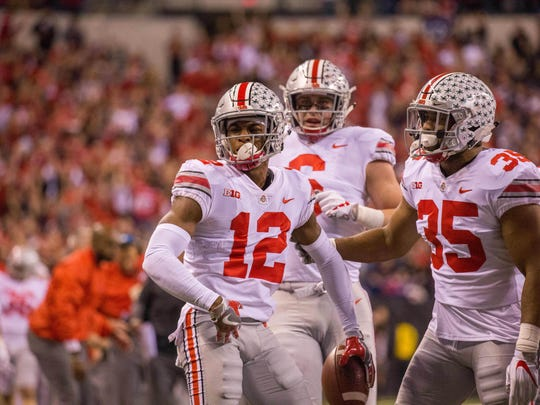 4. Browns (from Texans) - Denzel Ward, CB, Ohio State