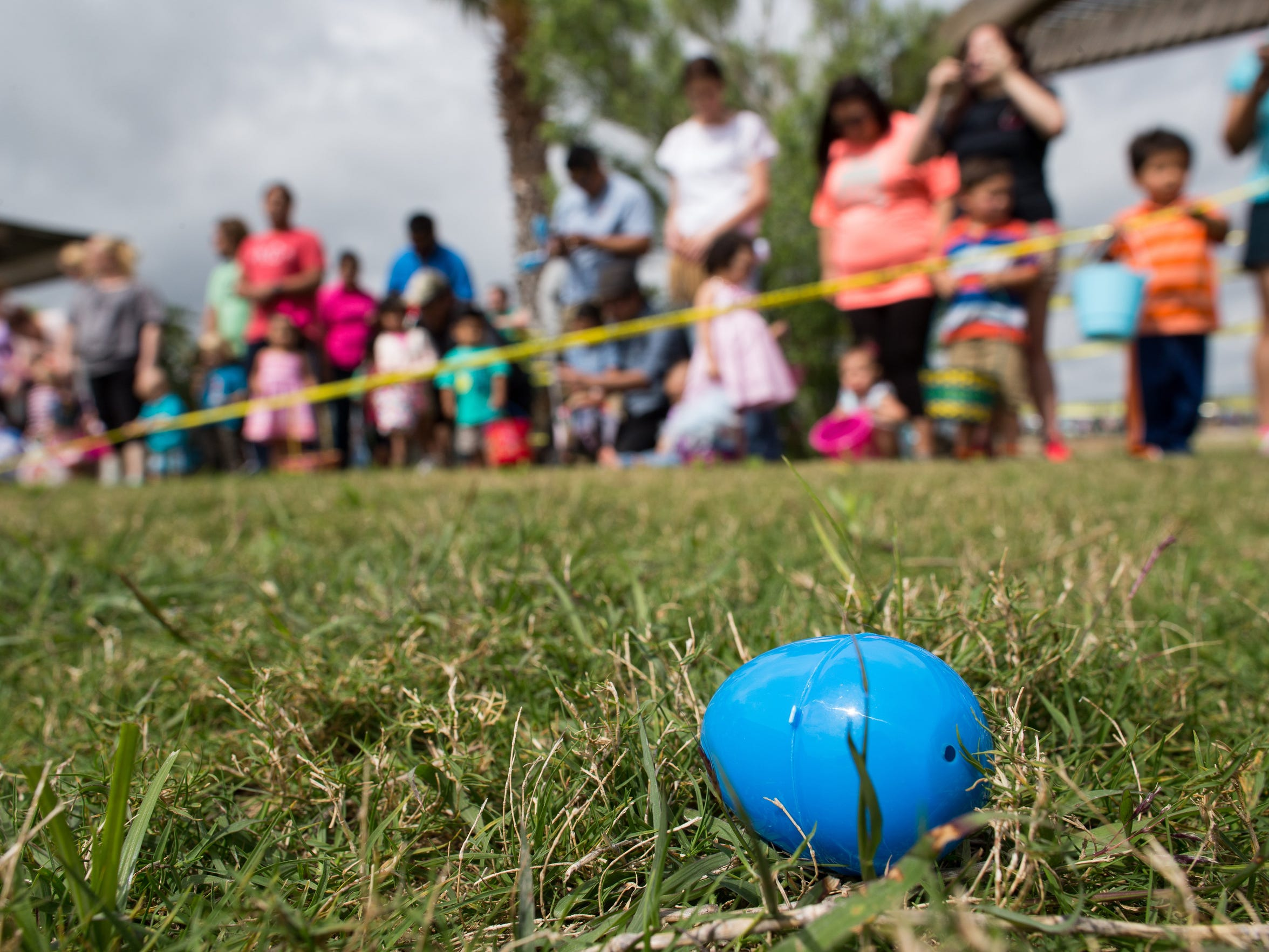Find an Easter egg hunt in Corpus Christi.