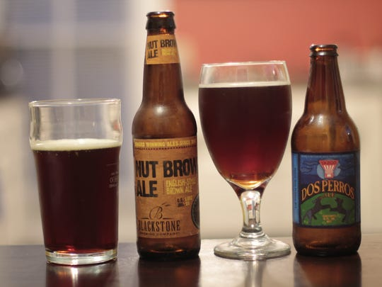 Nut brown ales are fitting for an Easter meal.