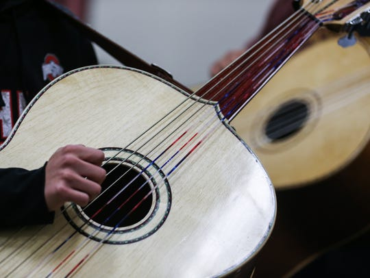 The Lake View Mariachi Band will perform as part of Family Day Fiesta at the San Angelo Museum of Fine Arts.