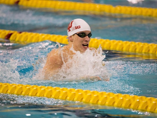 FILE – Ian Finnerty continued IU's dominance in the